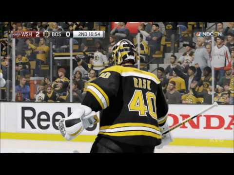219373bd355 NHL 17 - Pittsburgh Penguins vs Washington Capitals Gameplay (HD ...