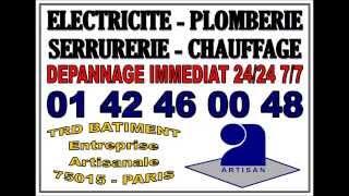 PLOMBERIE - PLOMBIER RUE DE LA CONVENTION - PARIS 15 - 75015 - 0142460048(, 2015-06-20T14:34:02.000Z)