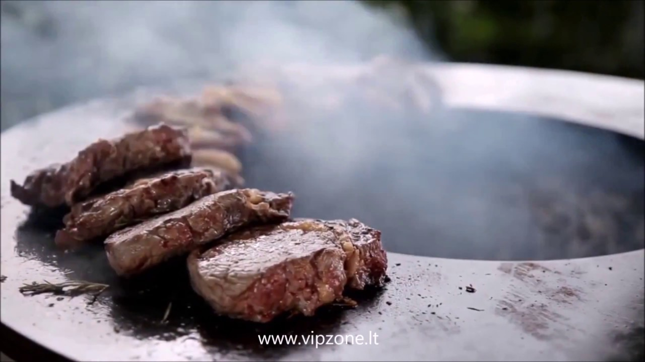 Ofyr the art of outdoor cooking youtube for Cuisine outdoor
