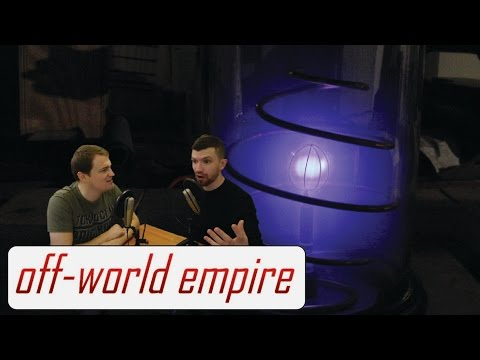 How Will Fusion Power Change the World? - Off-World/Off-Topic Ep. 23 (pt. 3)
