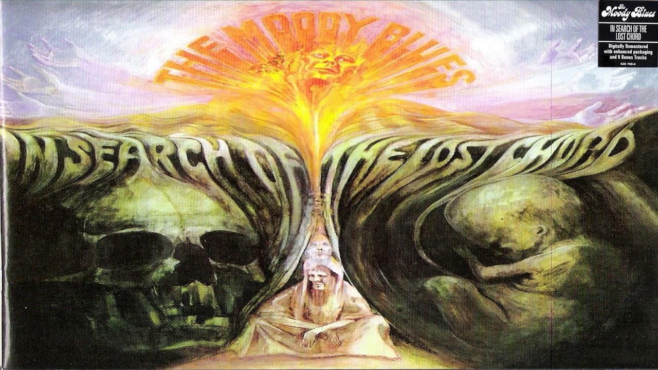 M̤o̤o̤d̤y̤ ̤Blues--I̤n̤ ̤S̤e̤a̤r̤c̤h̤ ̤ of The Lost Chord.Full Album 1968
