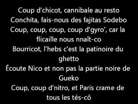 Paroles Paco Rayban - Seth Gueko x Lacrim x Mac Tyer x Rim'k