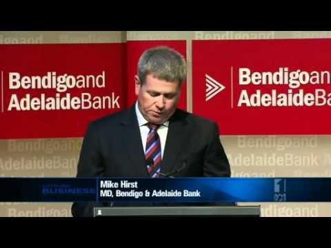 Bendigo warns of internet challenge to banking