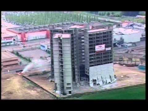 General Smontaggi - demolizione residence San Giuliano M.se