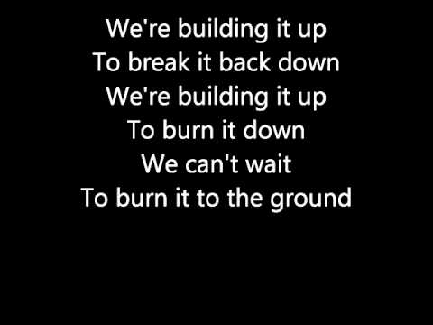 Linkin Park - Burn It Down (Lyrics)