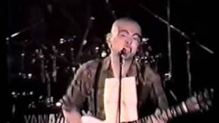 Amazing oi band Eastern Youth playing live in 1990 when they were s...