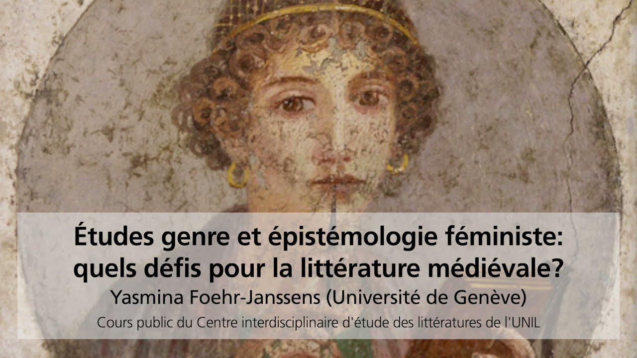 Download Études genre et épistémologie féministe: quels défis pour la littérature médiévale?