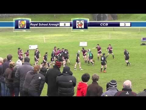 Royal School Armagh VS CCB highlights 21_1_12.m4v