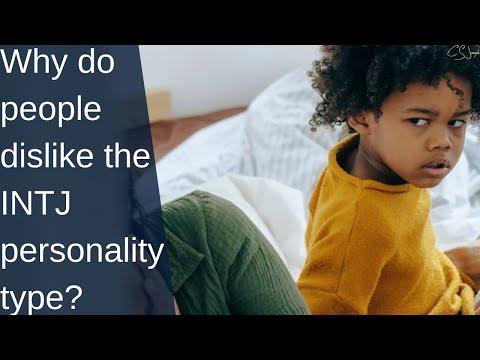 Why do people dislike the INTJ personality type? | CS Joseph Responds