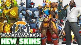 Video 52 LOOT BOX OPENING! New Overwatch 2018 Year Anniversary Event | New Skins, Emotes, & MORE! download MP3, 3GP, MP4, WEBM, AVI, FLV Mei 2018