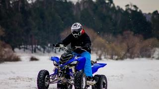 видео Квадроциклы ямаха