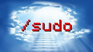 Why Sudo Is The Best Command in Minecraft