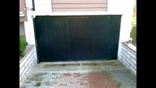 Garaj Kapı Motoru