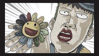 เรื่องราวของดอกไม้ Murakami !!