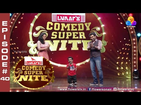 Comedy Super Nite With Guinness Pakru  - Episode#40