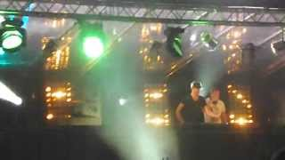 Global Gathering 2013 Ukraine, Cosmic Gate and Emma Hewitt (live) part 2