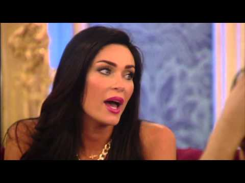 Jasmine reenters the House and confronts Casey! Day 23, Celebrity Big Brother