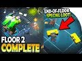 Shelter 13 FLOOR 2 *COMPLETED* (Special End-of-Floor LOOT!) - Survival Wasteland Zombie