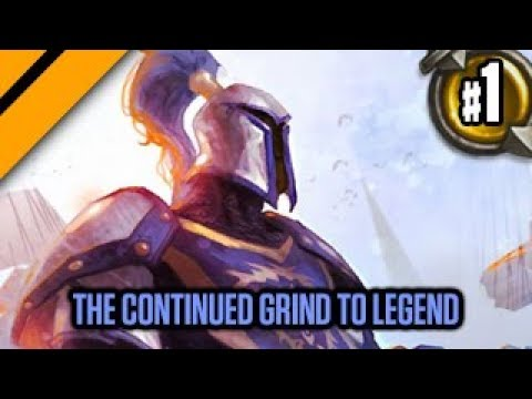 The continued grind to legend [Hearthstone]