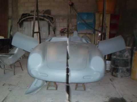 kit porsche spyder 550