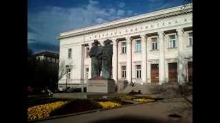 Народната библиотека в София