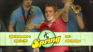 Spring - Deze avond - Live gezongen - Songtekst in beschrijving