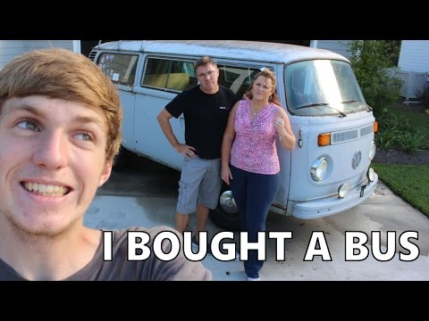 Surprising Parents with VW Bus - REACTION VIDEO