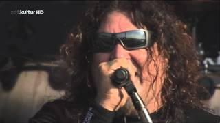 Testament - D.N.R. (Do Not Resuscitate) Live @ Wacken Open Air 2012 - HD