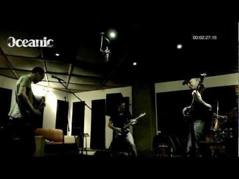 Oceanic - Inaal the world - Rehearsal recording