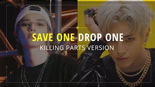 SAVE ONE DROP ONE   PARTS EDITION