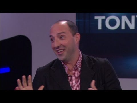 Tony Hale on being Buster Bluth