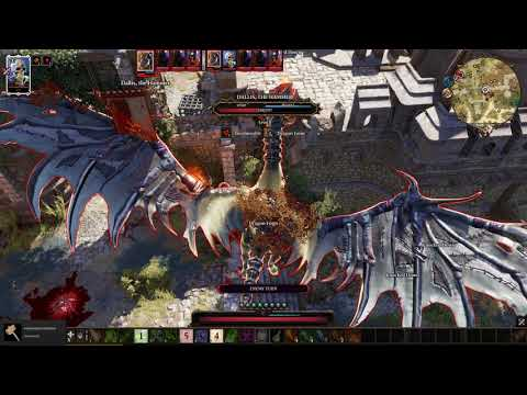 How to Beat Dallis Early - Divinity Original Sin 2 (Tactician)