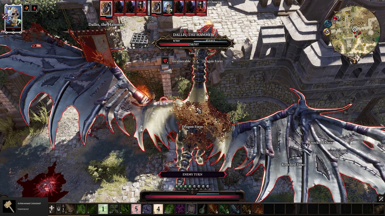 How To Beat Dallis Early Divinity Original Sin 2