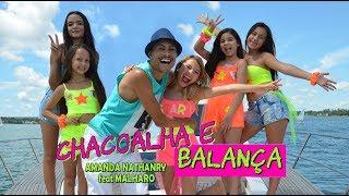 AMANDA NATHANRY feat MALHARO   CHACOALHA E BALANÇA - Clipe Oficial