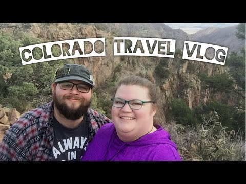 Colorado Travel Vlog - 3 Days in and around Colorado Springs