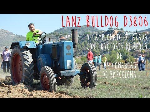 LANZ BULLDOG D3806