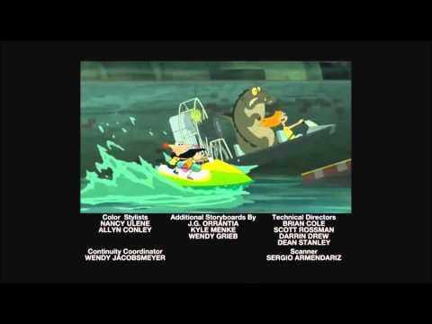 Phineas and Ferb - Backyard Beach (song) from YouTube · Duration:  48 seconds