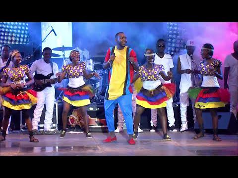 EDDY KENZO - MBILO MBILO BEST LIVE PERFORMANCE EVER
