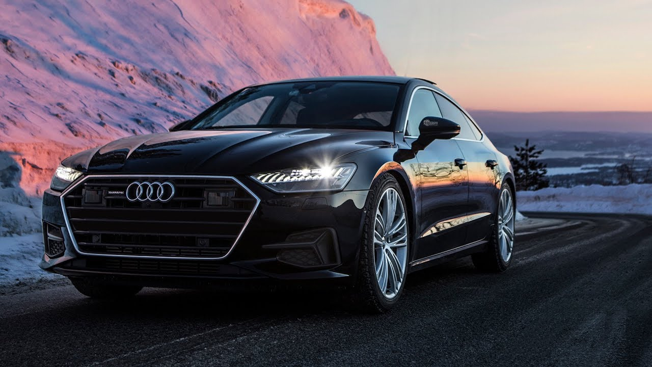 FINALLY! The NEW 2018/19 AUDI A7 (340hp/500Nm)