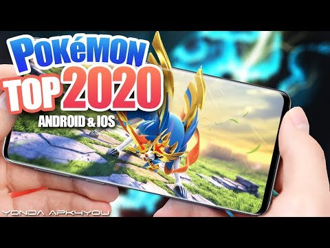 Top Pokemon Games 2020 - Android IOS Gameplay