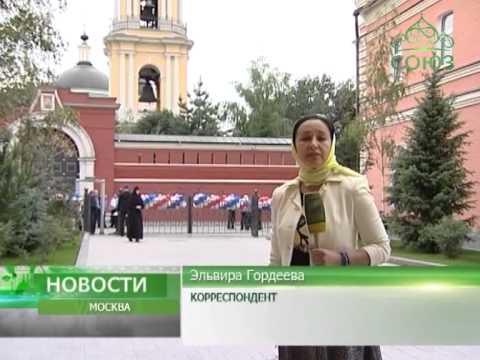Гостиница Покровского женского монастыря г. Москвы