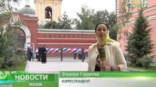 видео Покровский женский монастырь. Монастырь святой Матроны Московской