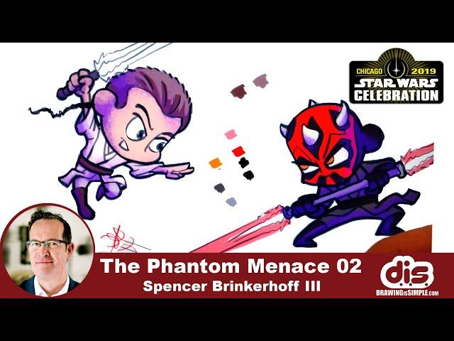 DrawingIsSimple: The Phantom Menace part 02