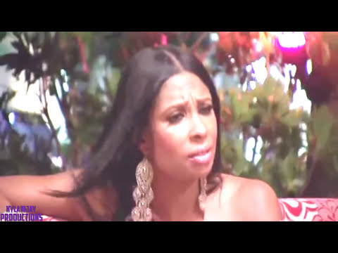 Basketball Wives Fight: Evelyn Vs. Royce