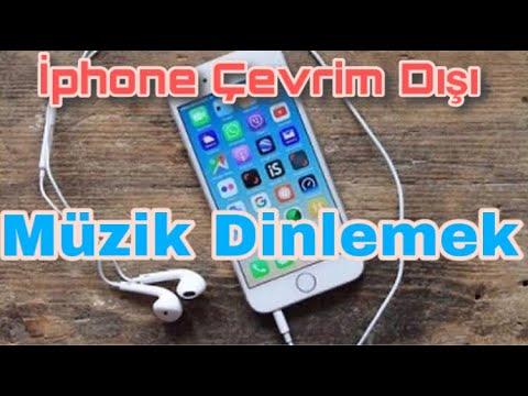Apple iPhone 6s - Müzik çalar nasıl kullanılır?