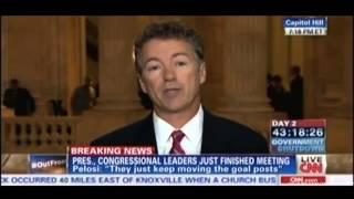 Rand Paul: Democrat