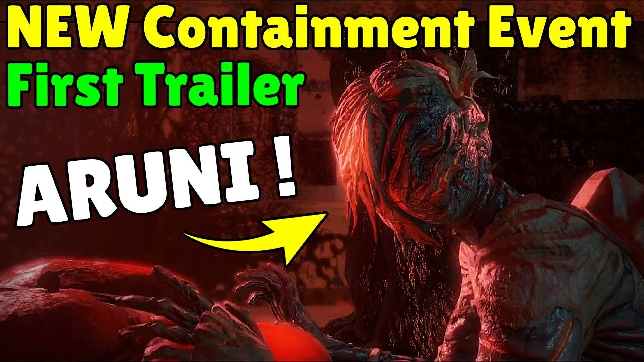 FIRST LOOK At The NEW Containment Event! - Rainbow Six Siege