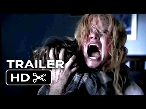 The Babadook   1 2014  Essie Davis Horror Movie HD