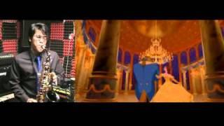 Music Malaysia - Beauty & The Beast Theme Cover on Alto Saxophone