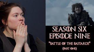 "Hogwarts Reacts: GoTS06E09 - ""Battle of the Bastards"" (part one)"